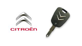 citroen car key replacement